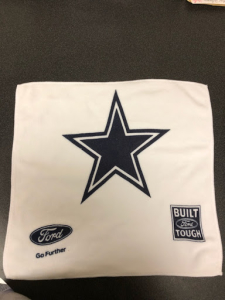 390e87ec7b0 NFL Football Dallas Cowboys Football Rally Towels